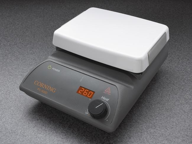 Corning™Pyroceram™ Hot Plate, 5°C to 550°C, Glass Ceramic