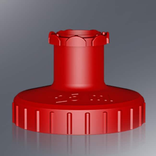 Corning™Spritzenspitzen-Adapter für Wiederhol-Dispensier-Pipettor Volumen (metrisch): 25ml, Farbcode: Rot Produkte