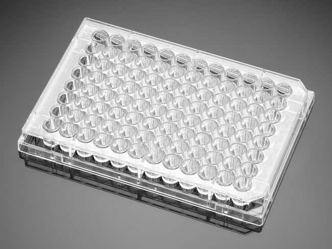 Falcon™ 96-Well, Cell Culture-Treated, Flat-Bottom Microplate 5/Pk., 50/Cs. Falcon™ 96-Well, Cell Culture-Treated, Flat-Bottom Microplate