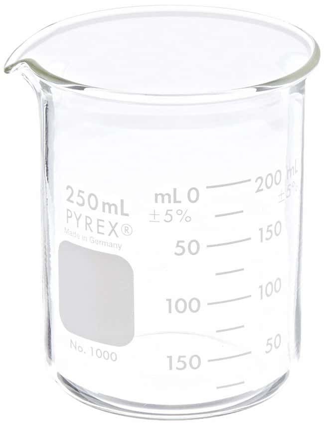 PYREX  Griffin Beakers