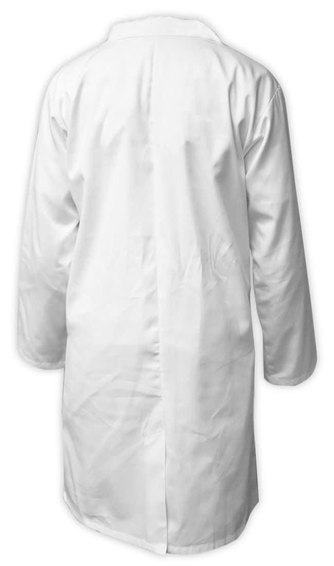 DR Instruments DR-Unifroms Unisex Lab Coat, 60/40 CottonPoly Blend  5XL:Gloves,