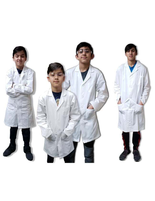 DRUniforms Kids Lab Coat :Gloves, Glasses and Safety:Personal Protective