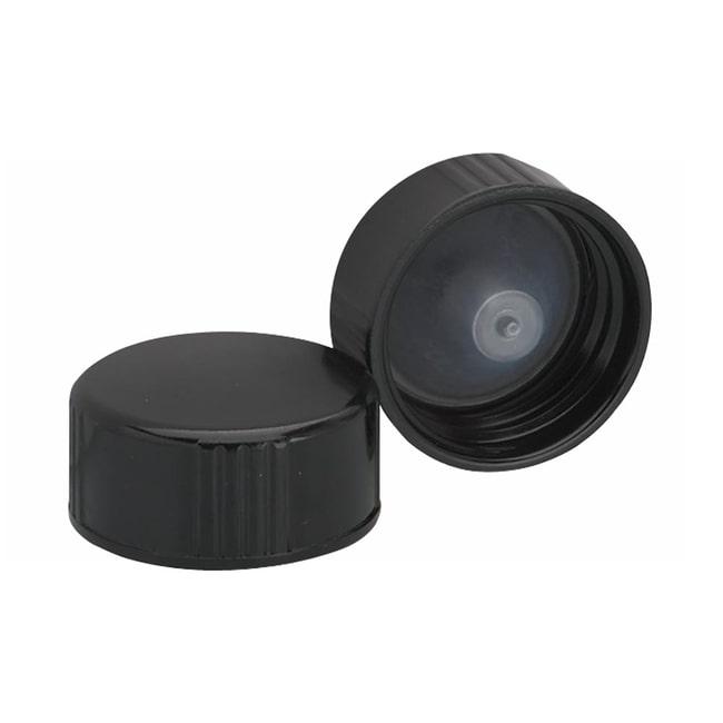 Fisherbrand  Black Phenolic Caps