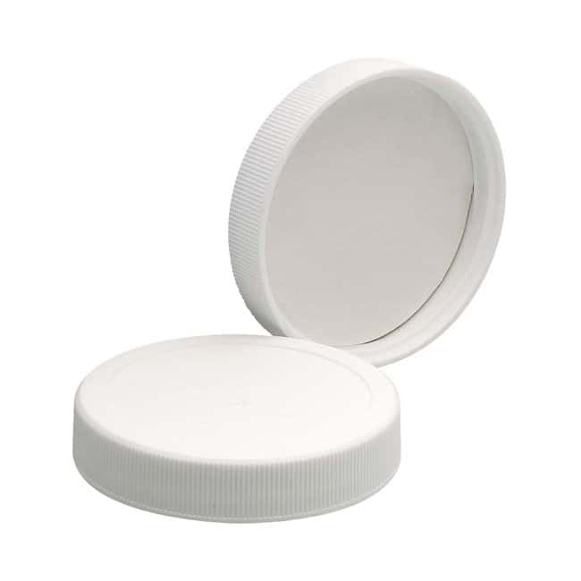 Fisherbrand  White Polypropylene Caps