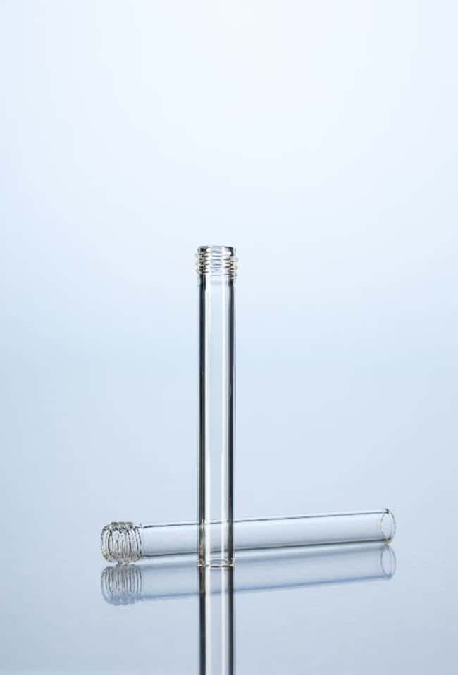 DWK Life Sciences DURAN™ Screwthread Tubes with DIN Thread: Tubing Connectors, Fittings, and Accessories Tubing