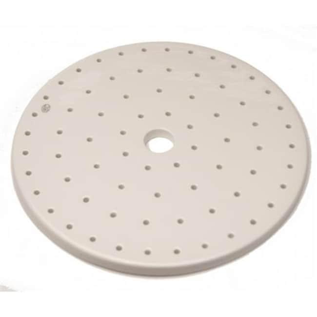 DWK Life SciencesKimble Porcelain Desiccator Plate 150mm:Desiccators