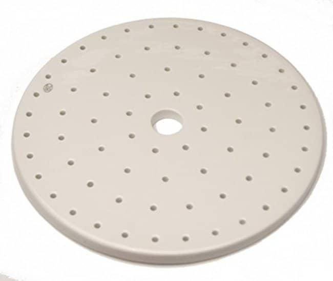 DWK Life SciencesKimble Porcelain Desiccator Plate 250mm:Desiccators