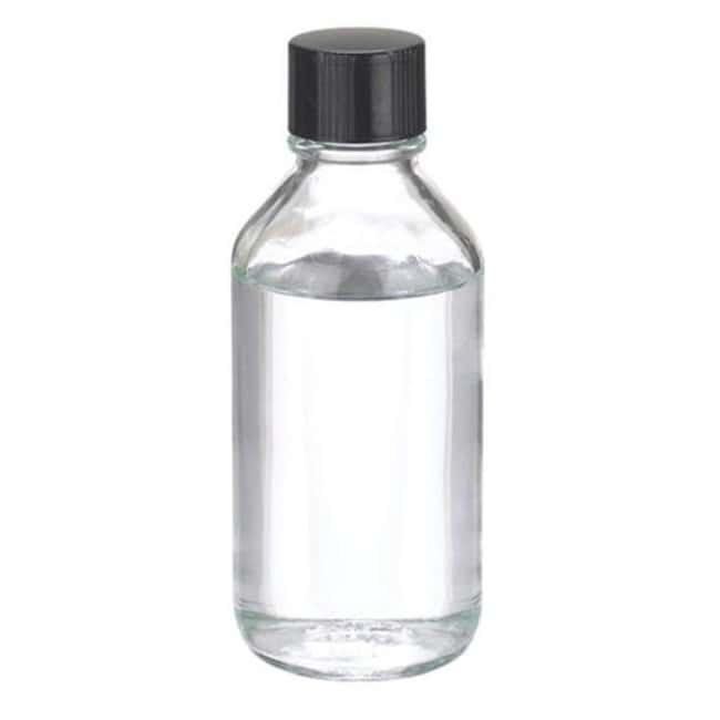DWK Life Sciences Wheaton  Media Lab Bottle, Non-Graduated, Rubber Cap/Liner