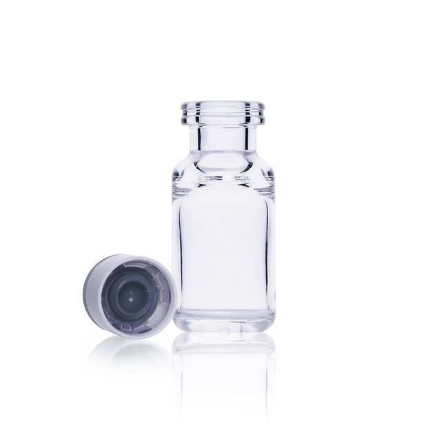 DWK Life Sciences Wheaton CompletePAK Dualfusion Vials Snap Cap, 2 mL:Test