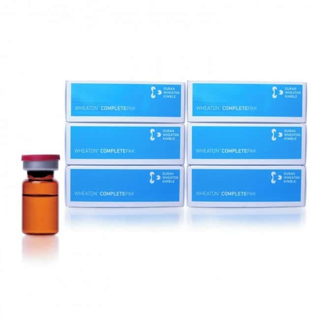 DWK Life SciencesWHEATON COMPLETEPAK MODPAK Amber Kit:Vials:Serum Vials