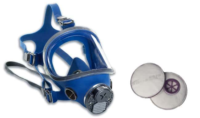 Dentec SafetyComfort- Air Full Facepiece Respirator with Inner Mask:Personal