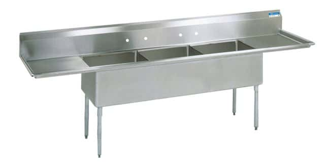 Diversified WoodcraftsHigh Quality Compartment Sinks High quality compartment