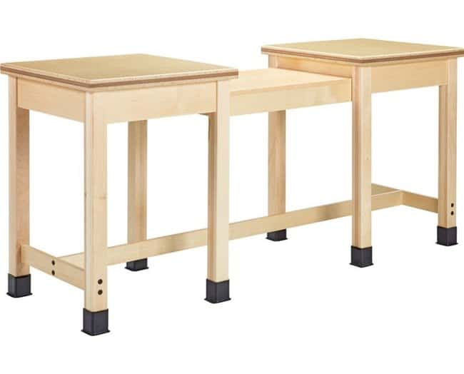 Diversified Woodcrafts Miter Box Bench   D x W x H: 24 x 72 x 33.75 in.:Teaching