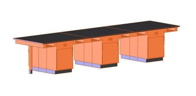 Diversified Woodcrafts 12-Station Service Center  :Teaching Supplies:Classroom