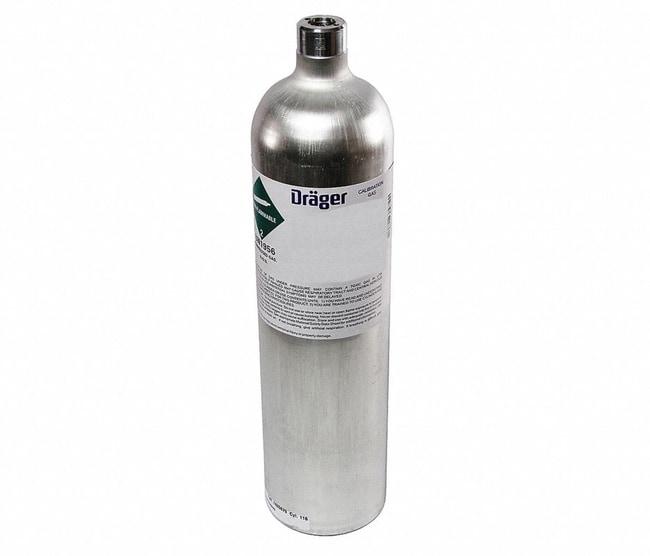 Dräger™X-am™ 3000 Gas Monitor: Calibration Gas Cylinder, 50p