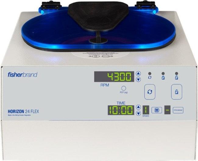 FisherbrandHORIZON 24 Flex Clinical Centrifuge Type: High Capacity Clinical