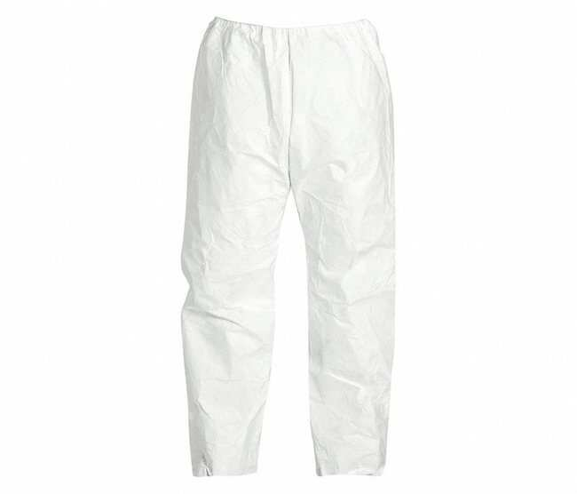 DuPont Tyvek 400 Pants Pant; Size: X-Large:Gloves, Glasses and Safety