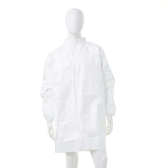 DuPontTyvek IsoClean Serged Seam Cleanroom Frocks:Personal Protective Equipment:Safety