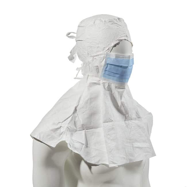 DuPont™ Tyvek™ IsoClean™ Hood with Attached Mask