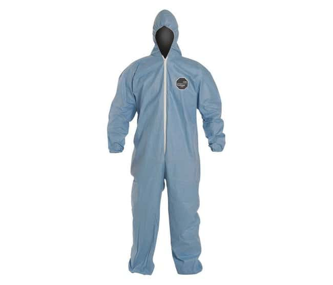 DuPont Tempro TM 127S Coveralls Without collar; With standard fit hood;