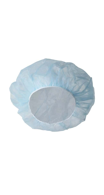 DuPont ProClean 1 Bouffant Blue; 24in; Qty: 750