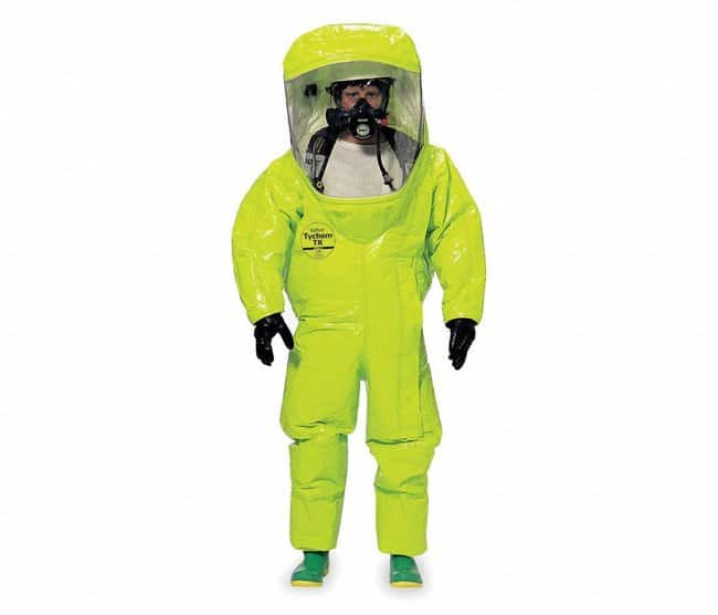 DuPont Tychem 10,000 Level A Suits:Gloves, Glasses and Safety:Personal