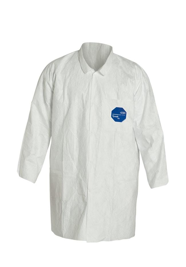 DuPontTYVEK 400 Disposable Lab Coat, USDA, FDA, OSHA:Personal Protective