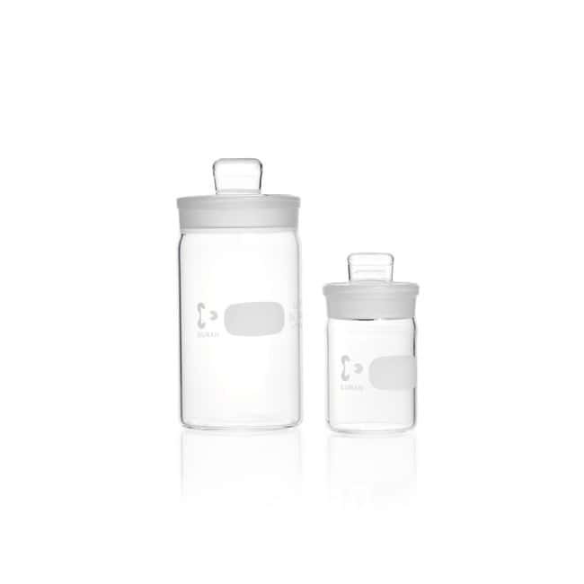 DWK Life Sciences DURAN™ Weighing Bottle, with ground lid, high form 45 mL DWK Life Sciences DURAN™ Weighing Bottle, with ground lid, high form