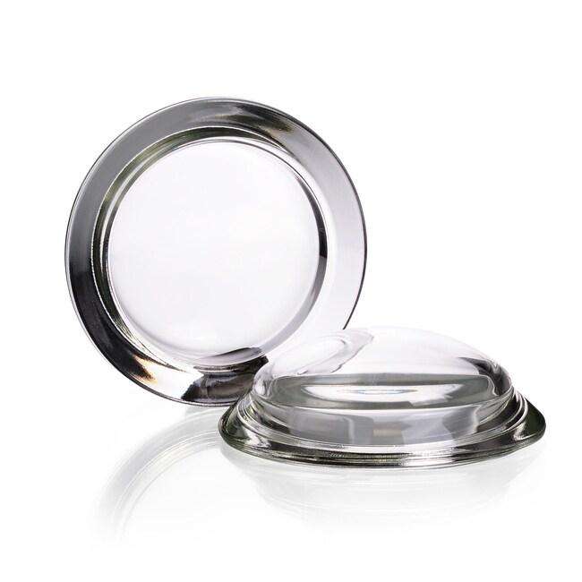 DWK Life SciencesDURAN™ Blank for lid, flat flange, low form, unground DN 100 DWK Life SciencesDURAN™ Blank for lid, flat flange, low form, unground