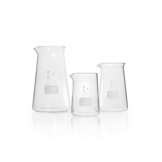 DWK Life SciencesDURAN™ Philips Beaker, with spout 500 mL DWK Life SciencesDURAN™ Philips Beaker, with spout