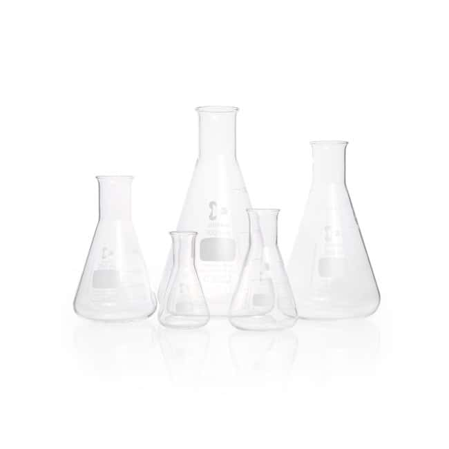 DWK Life Sciences DURAN™ Erlenmeyer Flask, narrow neck 800 mL DWK Life Sciences DURAN™ Erlenmeyer Flask, narrow neck