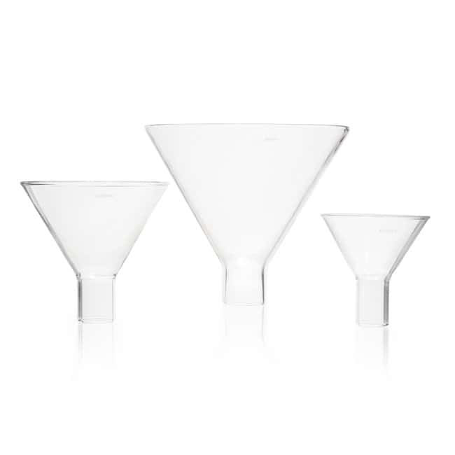 DWK Life Sciences DURAN™ Powder Funnel, with short, wide stem Diameter 70 mm DWK Life Sciences DURAN™ Powder Funnel, with short, wide stem