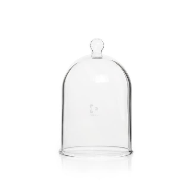 DWK Life SciencesDURAN™ Bell Jar, with glass knob top Diameter 185 mm DWK Life SciencesDURAN™ Bell Jar, with glass knob top