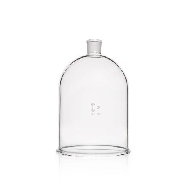 DWK Life SciencesDURAN™ Bell Jar, with aperture in neck Diameter 315 mm DWK Life SciencesDURAN™ Bell Jar, with aperture in neck