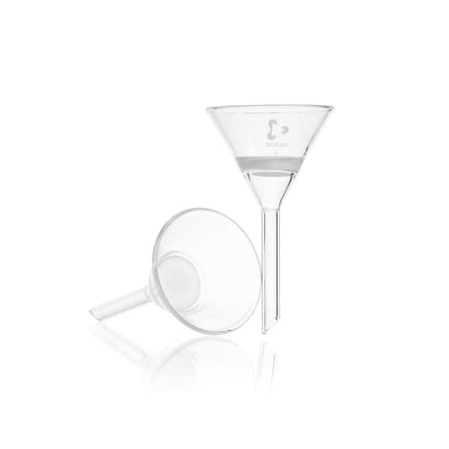 DWK Life SciencesDURAN™ Entonnoir filtrant, de forme conique Porosité3 DWK Life SciencesDURAN™ Entonnoir filtrant, de forme conique