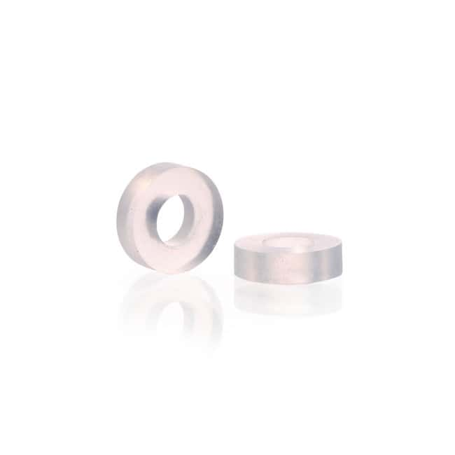 DWK Life Sciences Silicone sealing ring, for GL threads, without PTFE washer For thread GL 45, inner diameter 32 mm DWK Life Sciences Silicone sealing ring, for GL threads, without PTFE washer