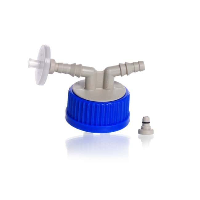 DURAN  Screw Cap GL 45 with 2-hose connector