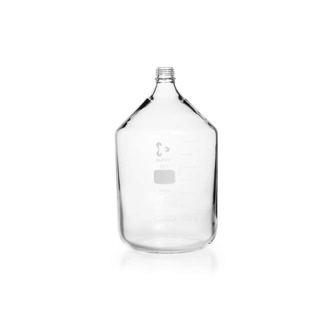 DWK Life SciencesDURAN™ Production and Storage Bottle, Carboys, with DIN 168-1 Thread, GL 45, Graduated: Bottles Bottles, Jars and Jugs