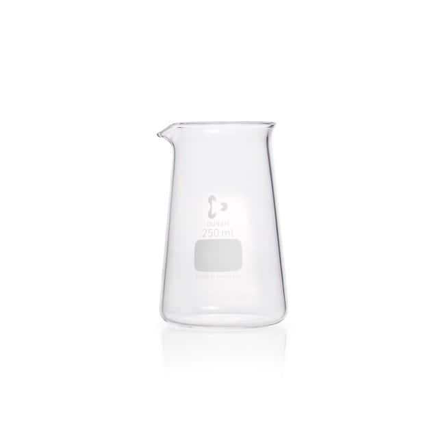 DWK Life Sciences DURAN™ Philips Beaker, with spout 250 mL DWK Life Sciences DURAN™ Philips Beaker, with spout