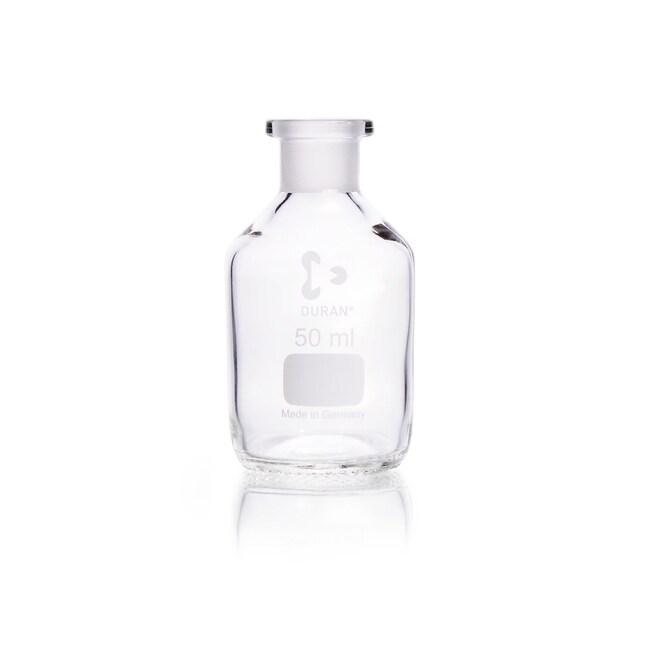 DWK Life SciencesDURAN™ Standflasche Enghals ST 14/15, 50 mL DWK Life SciencesDURAN™ Standflasche Enghals