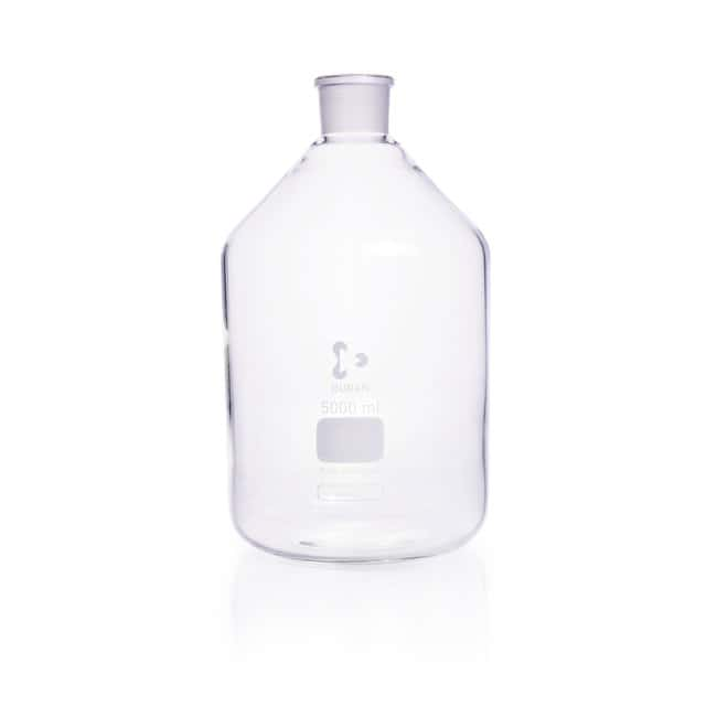 DWK Life SciencesDURAN™ Reagent Bottle, Narrow Neck, Clear, Without Stopper: Bottles Bottles, Jars and Jugs