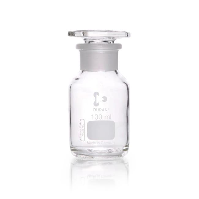 DWK Life SciencesDURAN™ Reagent Bottle, Wide Neck, Clear ST 29/22, 100 mL DWK Life SciencesDURAN™ Reagent Bottle, Wide Neck, Clear