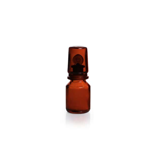 DWK Life Sciences DURAN™ Acid Storage Bottle, Amber, Includes Standard Taper Pennyhead stopper, Complete with ground joint glass cap 100 mL DWK Life Sciences DURAN™ Acid Storage Bottle, Amber, Includes Standard Taper Pennyhead stopper, Complete with ground joint glass cap