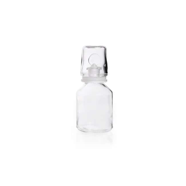 DWK Life SciencesDURAN™ Acid Storage Bottle, with ST 19/17 ground joint and pennyhead glass stopper 250 mL DWK Life SciencesDURAN™ Acid Storage Bottle, with ST 19/17 ground joint and pennyhead glass stopper