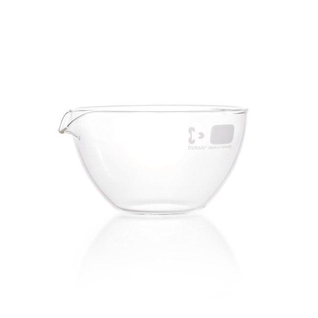 DWK Life SciencesDURAN™ Evaporating Dish, with spout 170 mL DWK Life SciencesDURAN™ Evaporating Dish, with spout