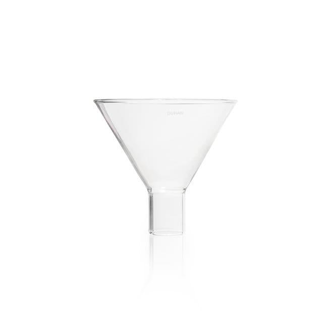 DWK Life SciencesDURAN™ Pulvertrichter, mit kurzem, weitem Stiel: Funnels and Filtration Becher, Flaschen, Zylinder und Glasartikel