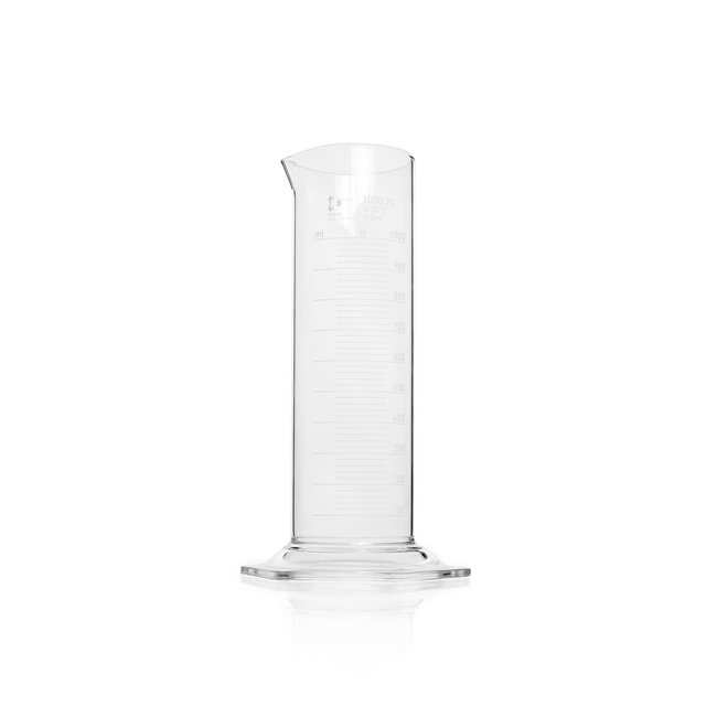 DWK Life Sciences DURAN™ Measuring Cylinder, with Hexagonal Base, Class B, low form, white scale, with graduation 1000 mL DWK Life Sciences DURAN™ Measuring Cylinder, with Hexagonal Base, Class B, low form, white scale, with graduation