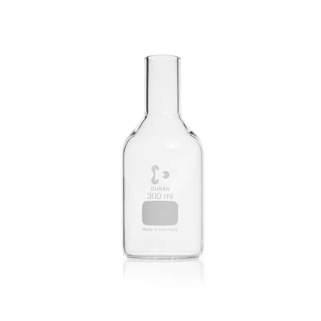 DWK Life SciencesDURAN™ Culture Media Bottle, straight rim, for use with glass caps 300 mL DWK Life SciencesDURAN™ Culture Media Bottle, straight rim, for use with glass caps