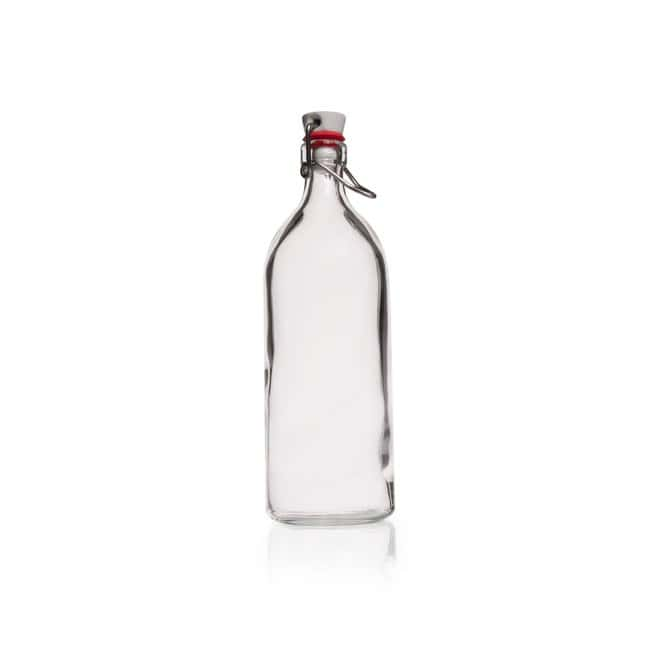 DWK Life SciencesDURAN™ Rolled Flange Bottle, with clamp closure 500 mL DWK Life SciencesDURAN™ Rolled Flange Bottle, with clamp closure