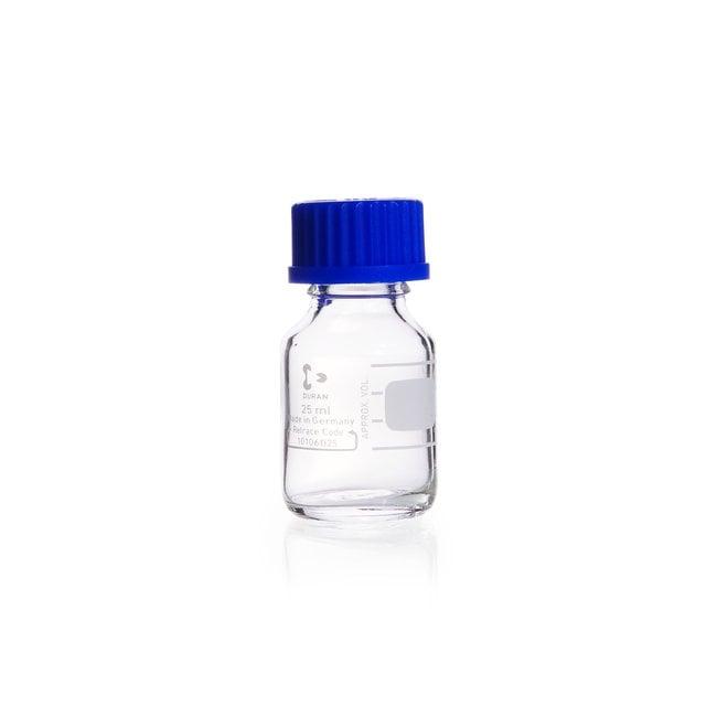 DWK Life SciencesDURAN™ Original Laborflasche, mit DIN 168-1 Gewinde, graduiert: Glasflaschen Flaschen, Gefäße und Kannen